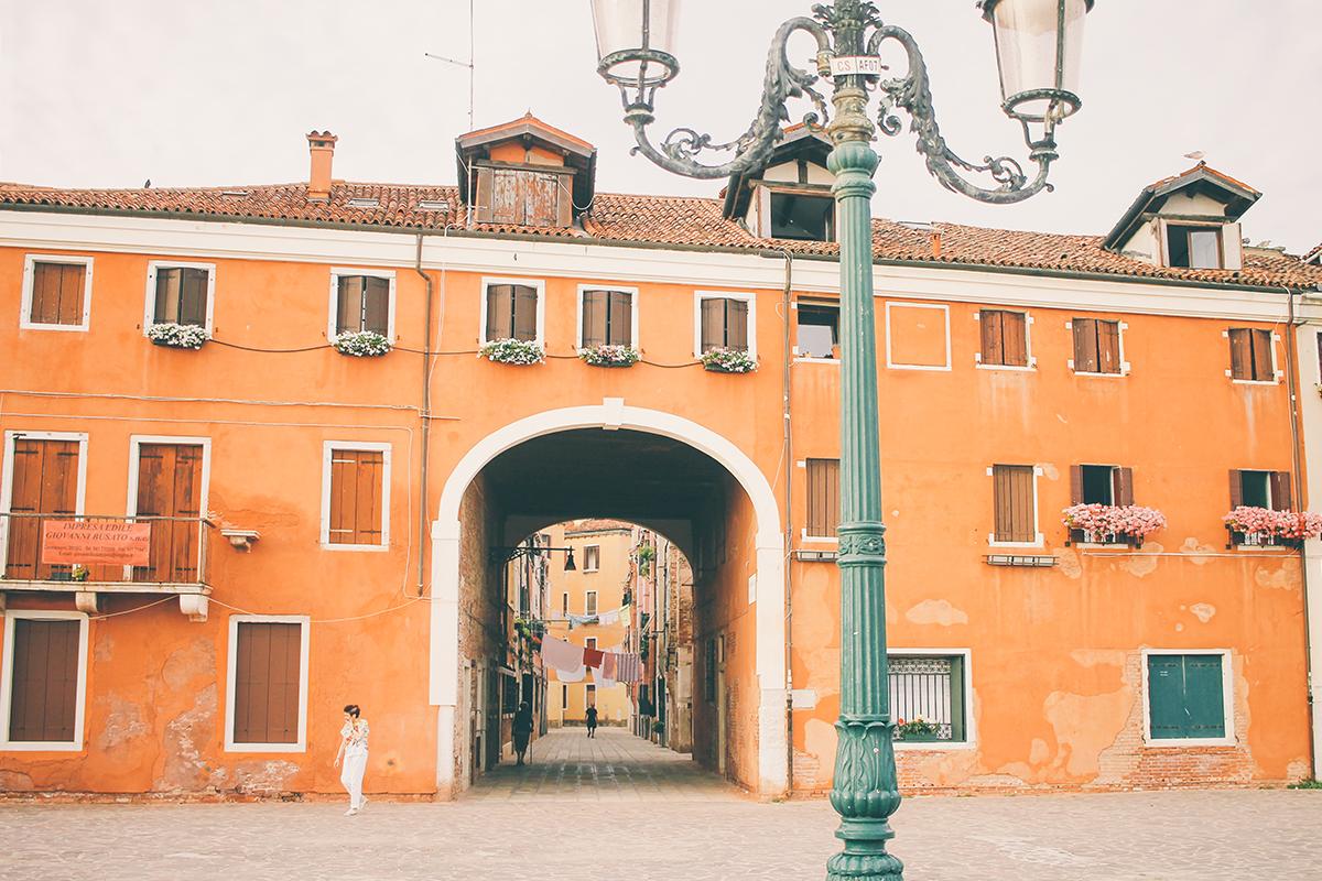 Yellow Savages Viagem Italia Veneza