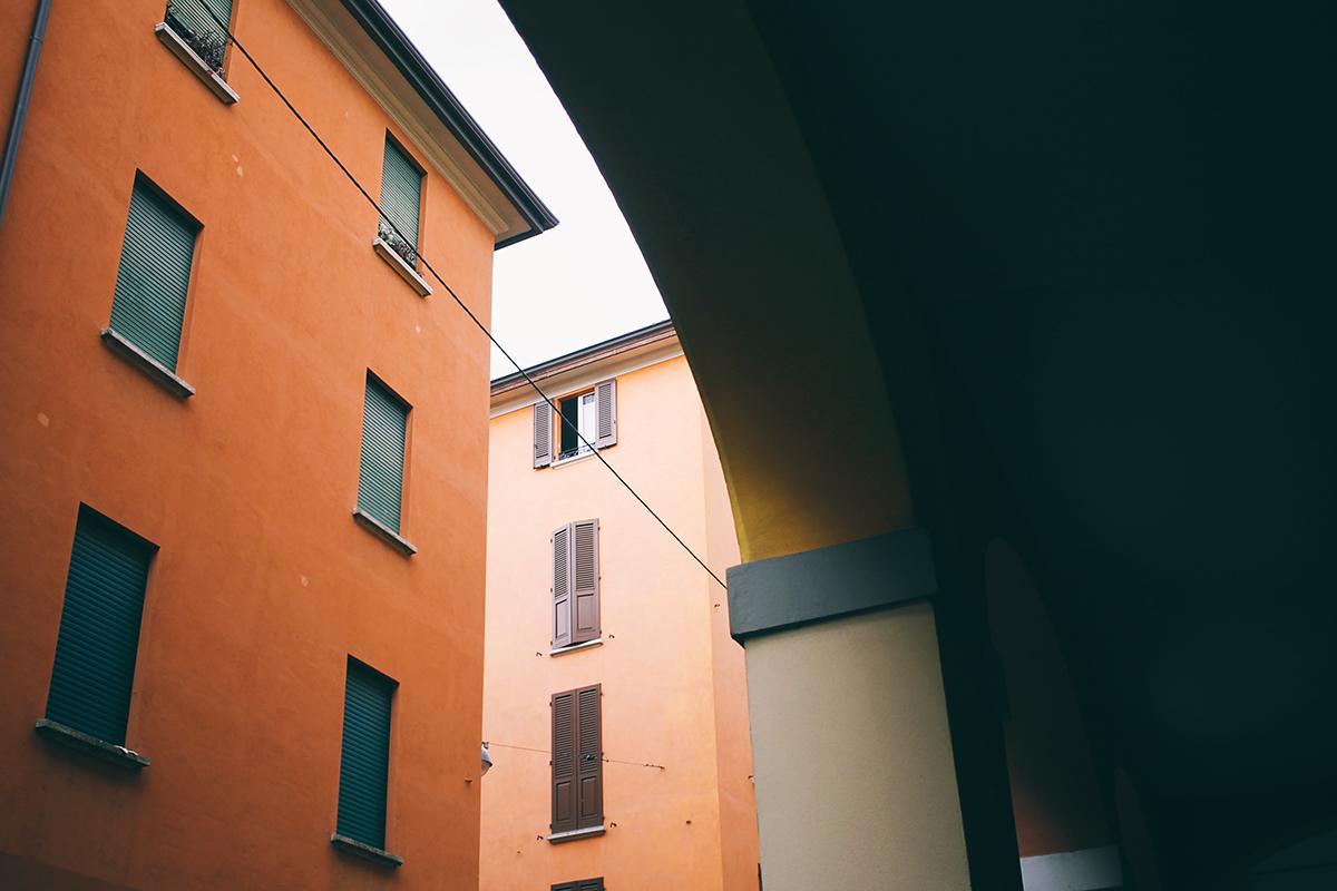Yellow Savages Viagem Itália Bolonha