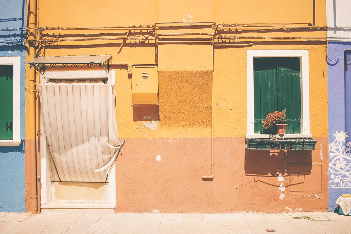 Yellow Savages Viagem a Italia Burano