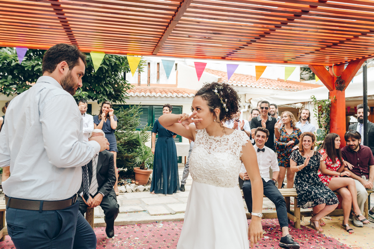 Yellow Savages Casamento Civil em Lisboa